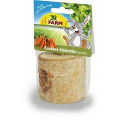 Jr Farm Trerulle Med Gulrot 100g