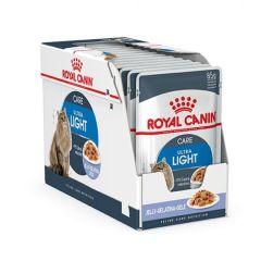 Royal Canin Ultra Light Jelly 12 x 85g