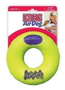 Kong Airdog Squeaker Donut M