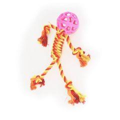 Canem tauleke med nettingball 35cm rosa