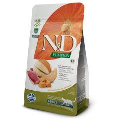 Farmina Cat N&D Pumpkin & Duck Adult 1,5kg