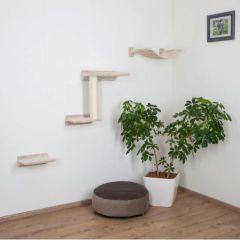 Klatrevegg til katt på vegg