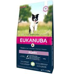 Eukanuba Puppy S/M Lamb & Rice 12kg