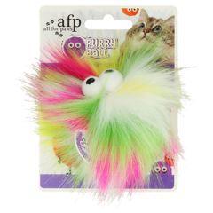 AFP Furry Fluffy Ball Gul