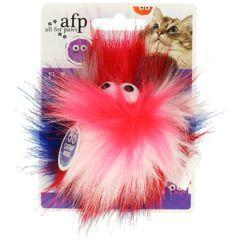 AFP Furry Fluffy Ball Rosa