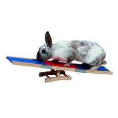 Agilityhinder til kanin & smådyr 60x18x12cm