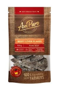 AniPuro Beefy Liver Flakes 100g