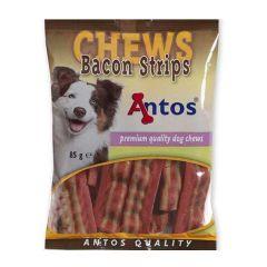 Antos Bacon Strips 85g