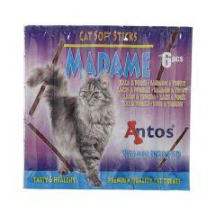 Antos Cat Soft Sticks Madame laks og ørret 6stk