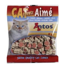 Antos Cat Treats Aimé kylling 60g