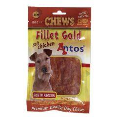 Antos Fillet Gold kylling 100g