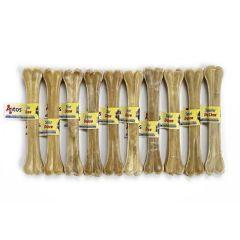 Kvantumpakke Tyggebein 20cm 10stk