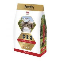 Appetitt Cat Adult Chicken 2,5kg