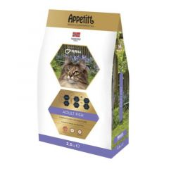 Appetitt Cat Adult Fish 2,5kg