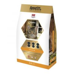 Appetitt Cat Senior 2,5kg