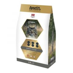 Appetitt Cat Shiny Coat 2,5kg