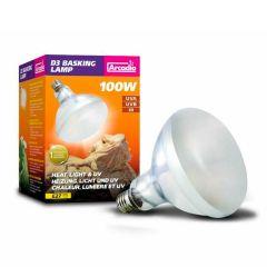 Arcadia 2nd Generation UV Basking Lamp 100W