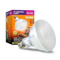 Arcadia 2nd Generation UV Basking Lamp 160W