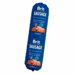 Brit pølse med kylling og lam 800g