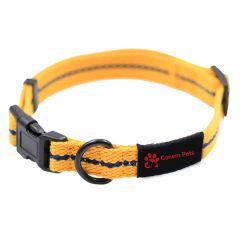 Canem Webbing Collar Gul
