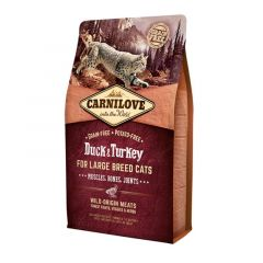 Carnilove Large Breed Cat Muscle, Bone & Joints 2kg