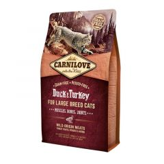 Carnilove Large breed Cat Muscle, bone & joints 6kg