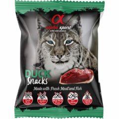 Alpha Spirit Cat Duck Snack 50g