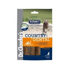 Dr.Clauder's Country Dental Snack And Medium