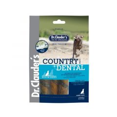 Dr.Clauder's Country Dental Snack Fisk Medium