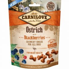 Carnilove Crunchy Snack Struts & bjørnebær