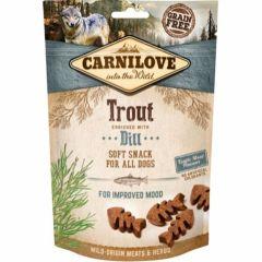 Carnilove Soft Snack Ørret & Dill
