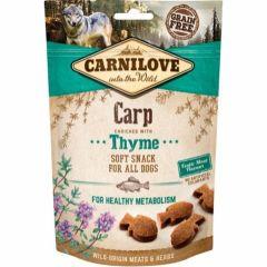 Carnilove Soft Snack Karpe & Timian