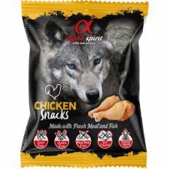 Alpha Spirit Chicken Snack 50g