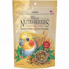 Classic Nutri-Berries Cockatiel 284g