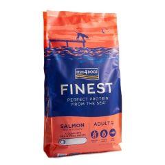 Fish4Dogs Finest med laks 12kg