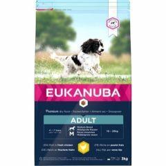Eukanuba Adult Medium Breed 12kg