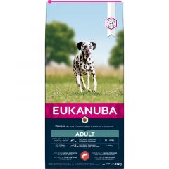 Eukanuba Adult Large Salmon & Barley 12kg