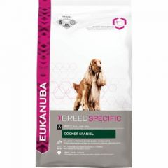 Eukanuba Adult Cocker Spaniel 7,5kg