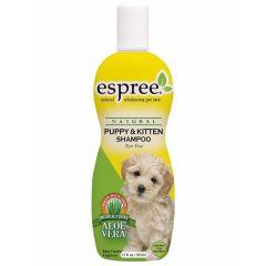 Espree shampoo til valp og kattunger 355ml