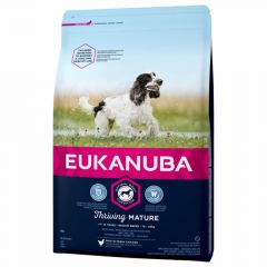 Eukanuba Thriving Mature Medium Breed 7+ 15 kg