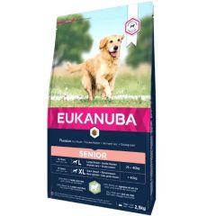 Eukanuba Senior Large Lam & Ris 2,5Kg
