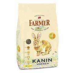 Farmer Kanin Voksen 2,5kg