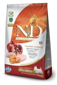 Farmina Dog N&D Pumpkin Chicken & Pomegranate Adult Mini 2,5kg