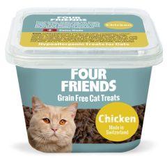 Four Friends Cat Treat Chicken 100 Gr