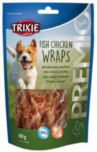 Fish Chicken Wrap 80g