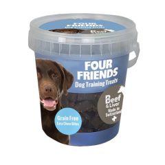 Four Friends okse og lever 400g