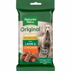 Natures Menu Real Meaty Treats Lam & Kylling