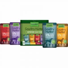 Natures Menu Country Hunter Våtfor Multipack 12x150g