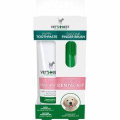 Vet's Best Puppy Dental Kit