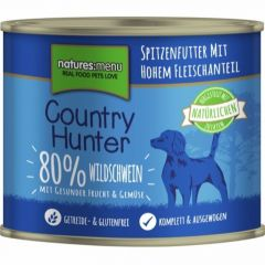 Natures Menu Country Hunter Våtfor Villsvin 600g